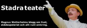Magnus Wetterholms blogg