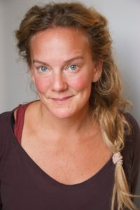 Kajsa Linderholm, skådespelare