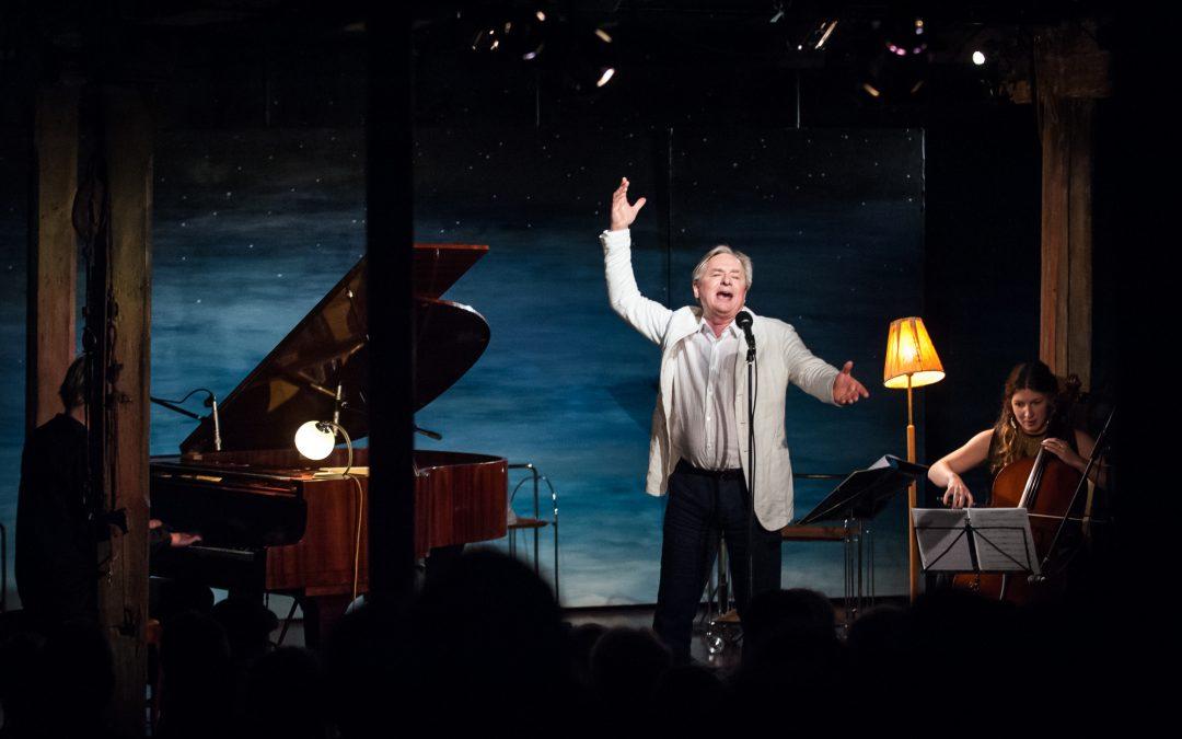 Sånger av Jacques Brel på Pygméteatern 11 november