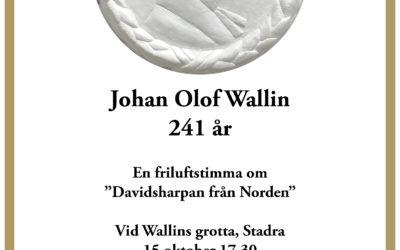 Wallindagen 2020